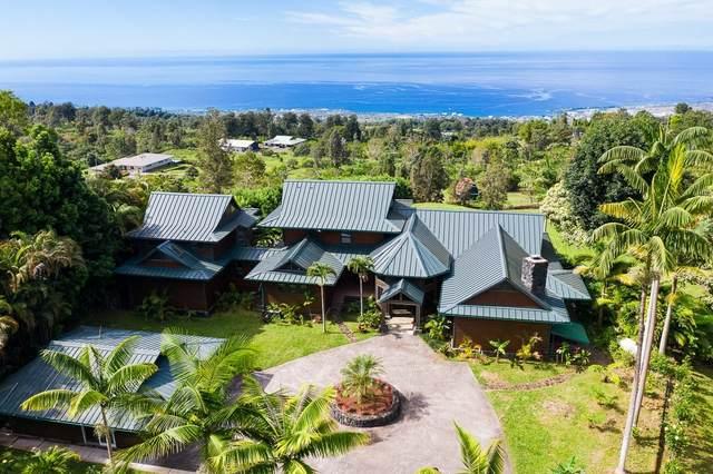 75-1213 Keopu Mauka Dr, Holualoa, HI 96725 (MLS #644279) :: Hawai'i Life