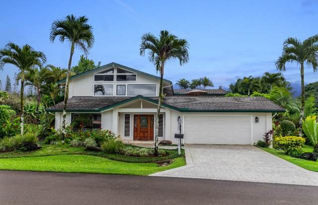 4193 Kekuanaoa Lane, Princeville, HI 96722 (MLS #644296) :: Kauai Exclusive Realty