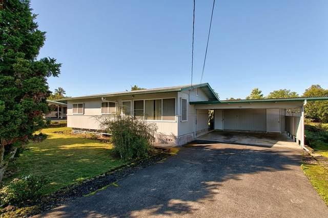 141 Hoaloha St, Hilo, HI 96720 (MLS #644343) :: Iokua Real Estate, Inc.