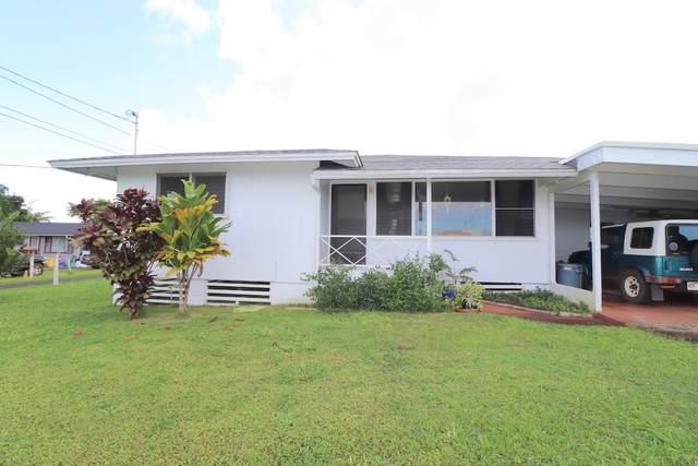3434 Hailima Rd, Koloa, HI 96756 (MLS #644361) :: Corcoran Pacific Properties