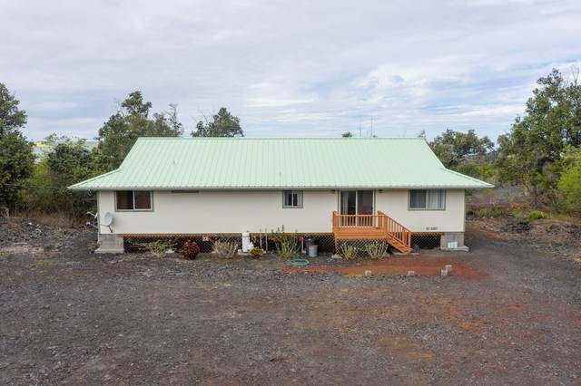 92-8887 Orchid Pkwy, Ocean View, HI 96737 (MLS #644380) :: Iokua Real Estate, Inc.