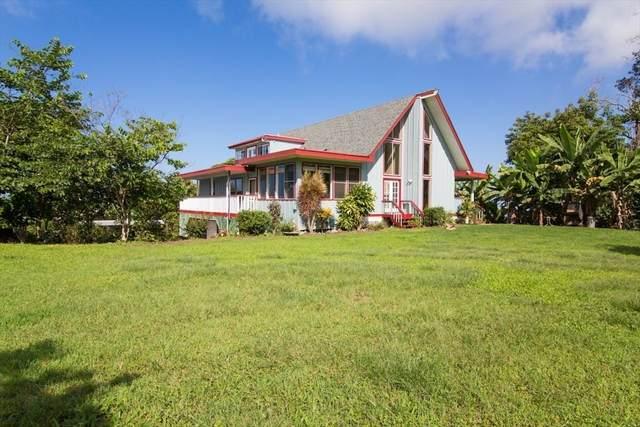 78-1134 Bishop Rd, Holualoa, HI 96725 (MLS #644395) :: Hawai'i Life