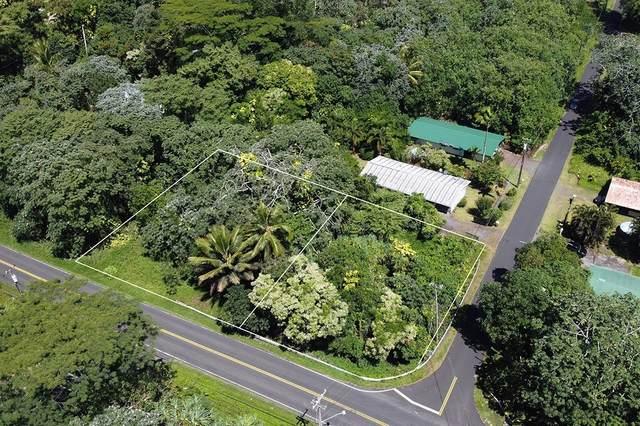 N Kahakai Blvd, Pahoa, HI 96778 (MLS #644403) :: Corcoran Pacific Properties
