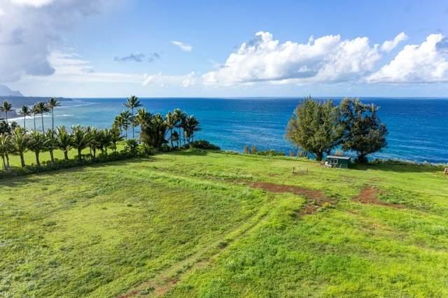 Kauapea Rd., Kilauea, HI 96754 (MLS #644418) :: Corcoran Pacific Properties