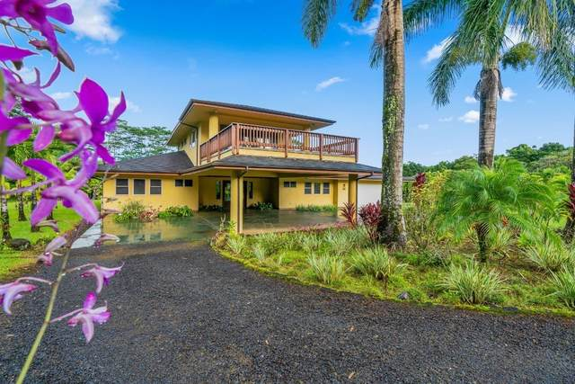 2853 Halaulani Rd, Kilauea, HI 96754 (MLS #644422) :: Iokua Real Estate, Inc.