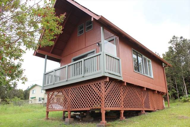 11-3190-A Pa Alii St, Volcano, HI 96785 (MLS #644423) :: Iokua Real Estate, Inc.