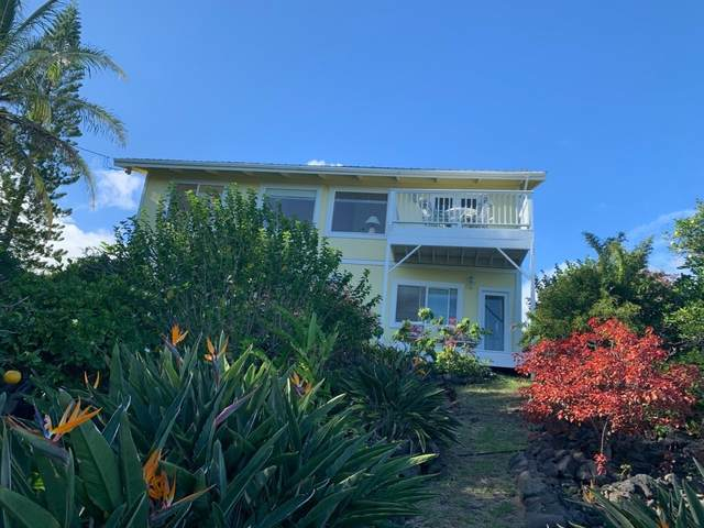 94-6257 Palaoa Rd, Naalehu, HI 96772 (MLS #644442) :: Team Lally