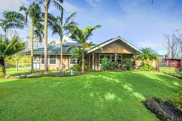 11-2882 Kaleponi Dr, Volcano, HI 96785 (MLS #644449) :: Iokua Real Estate, Inc.