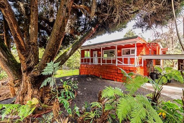19-4108 Wright Rd, Volcano, HI 96785 (MLS #644460) :: Iokua Real Estate, Inc.