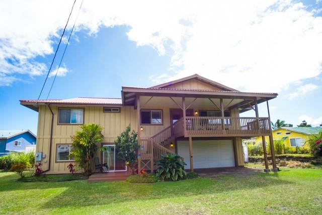 94-6549 Kamaoa Rd, Naalehu, HI 96772 (MLS #644476) :: Team Lally