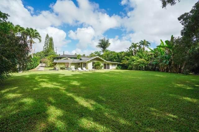 6065-A Kolopua St, Kapaa, HI 96746 (MLS #644490) :: Kauai Exclusive Realty