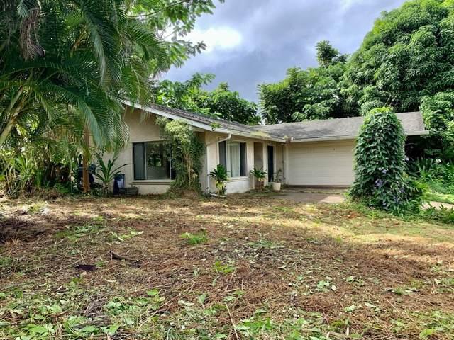 5805 Ahakea St, Kapaa, HI 96746 (MLS #644492) :: Iokua Real Estate, Inc.