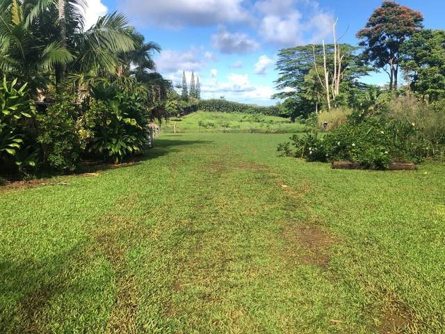 Kahiliholo, Kilauea, HI 96754 (MLS #644500) :: Iokua Real Estate, Inc.