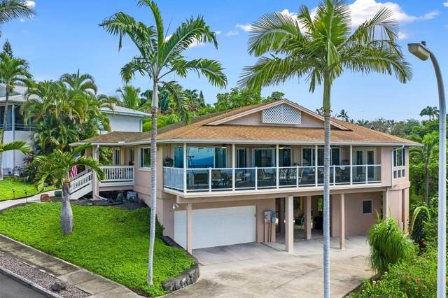75-288 Aloha Kona Dr, Kailua-Kona, HI 96740 (MLS #644515) :: Team Lally