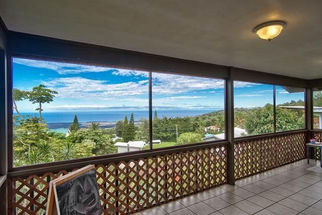 72-4020 C Rd, Kailua-Kona, HI 96740 (MLS #644578) :: Iokua Real Estate, Inc.