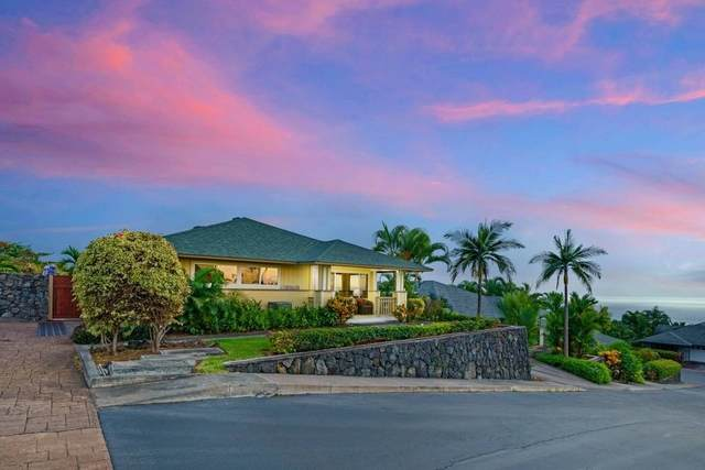 75-320 Malulani Dr, Kailua-Kona, HI 96740 (MLS #644586) :: Steven Moody