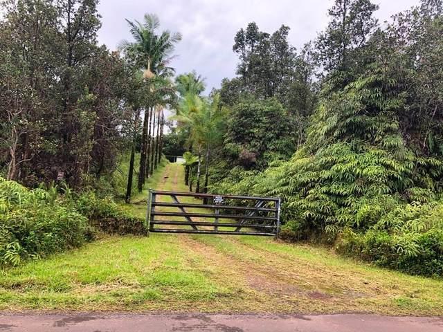 11-2989 Plumeria St, Mountain View, HI 96771 (MLS #644593) :: Hawai'i Life