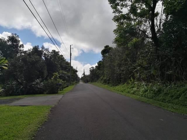 N Kupono St, Pahoa, HI 96778 (MLS #644625) :: Iokua Real Estate, Inc.