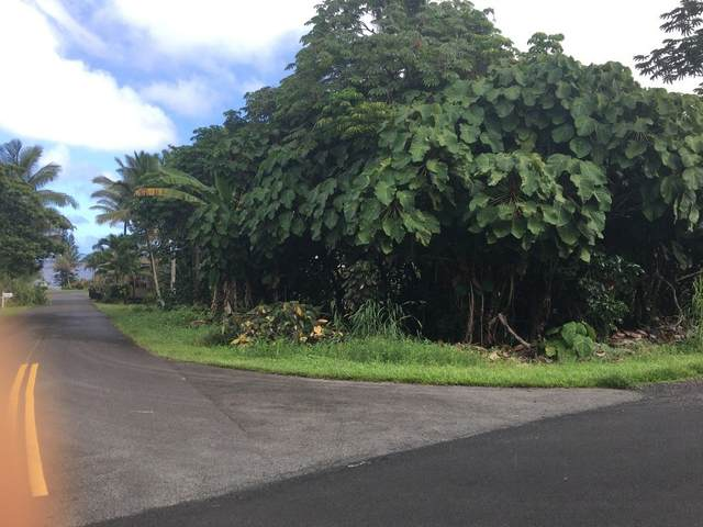 Kamanu St, Pahoa, HI 96778 (MLS #644640) :: Corcoran Pacific Properties