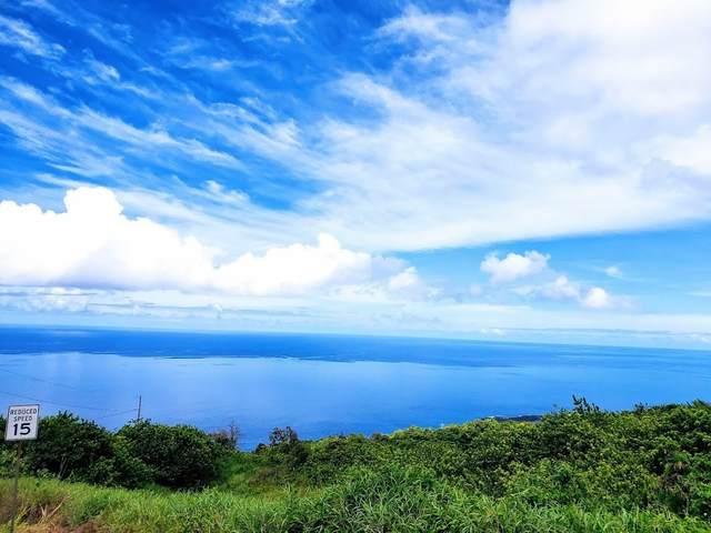 Kukio O Pae Place, Captain Cook, HI 96704 (MLS #644648) :: Aloha Kona Realty, Inc.
