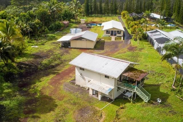 16-1891 37TH AVE, Keaau, HI 96760 (MLS #644650) :: Iokua Real Estate, Inc.