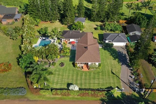 5517 Wailaau Rd, Koloa, HI 96756 (MLS #644654) :: Iokua Real Estate, Inc.
