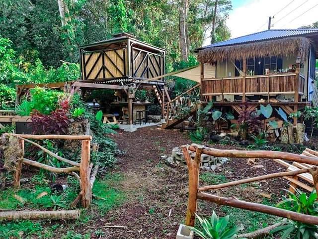 S Puni Makai Lp, Pahoa, HI 96778 (MLS #644684) :: LUVA Real Estate