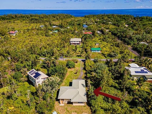 15-1038 Kilika Rd, Keaau, HI 96749 (MLS #644688) :: Iokua Real Estate, Inc.