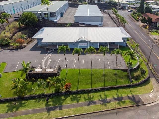 81-940 Halekii St, Kealakekua, HI 96750 (MLS #644696) :: Corcoran Pacific Properties