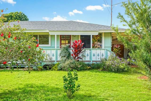 4661 Laukona St, Lihue, HI 96766 (MLS #644699) :: Corcoran Pacific Properties