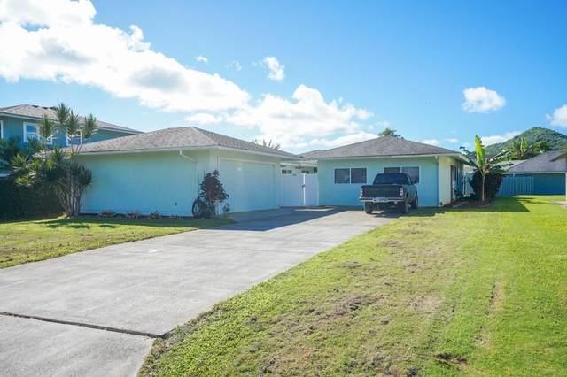 5843 Koali St, Kapaa, HI 96746 (MLS #644712) :: Aloha Kona Realty, Inc.