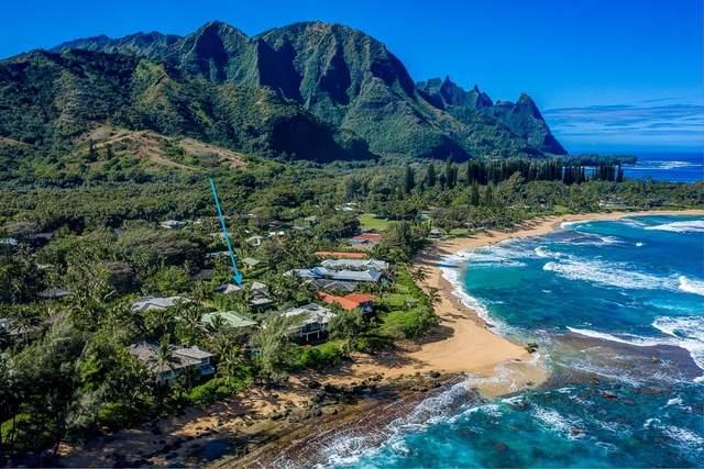 7340 Alealea Rd, Hanalei, HI 96714 (MLS #644754) :: Hawai'i Life
