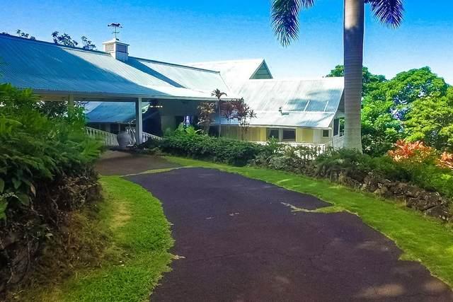 78-6477 Mamalahoa Hwy, Holualoa, HI 96725 (MLS #644770) :: Corcoran Pacific Properties