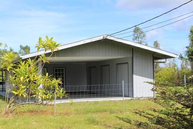 15-2073 32ND AVE (UHALOA), Pahoa, HI 96749 (MLS #644789) :: LUVA Real Estate