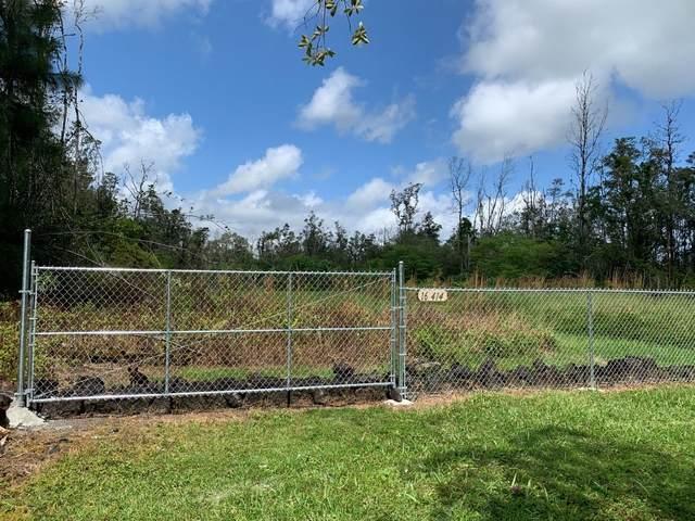 16-414 Oliana St, Keaau, HI 96749 (MLS #644795) :: Corcoran Pacific Properties