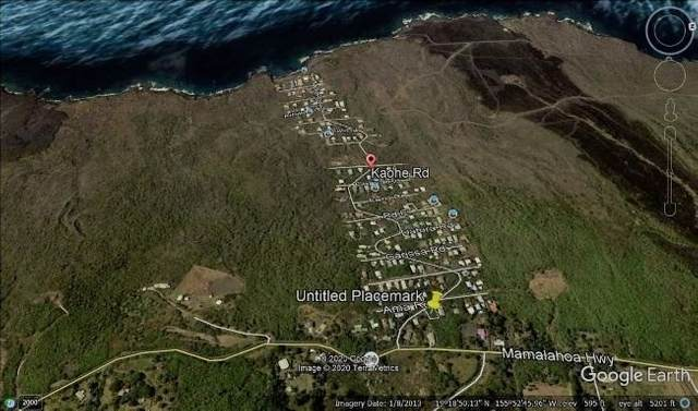 Kaohe Rd, Captain Cook, HI 96704 (MLS #644796) :: Aloha Kona Realty, Inc.