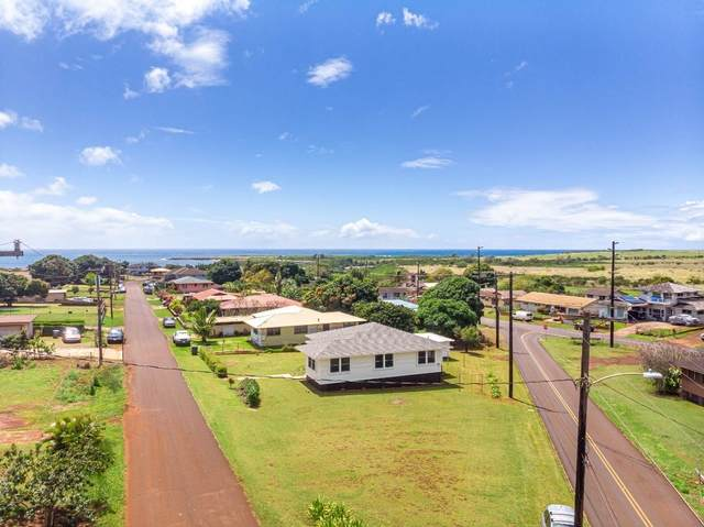 4721 Alii Rd, Hanapepe, HI 96716 (MLS #644818) :: LUVA Real Estate