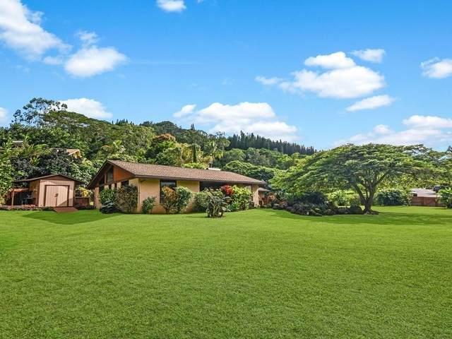 5760 Lokelani Rd, Kapaa, HI 96746 (MLS #644899) :: Aloha Kona Realty, Inc.