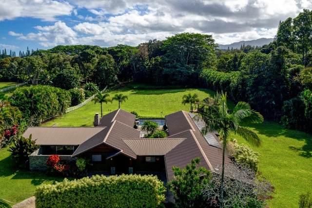 4365 Kahili Makai St, Kilauea, HI 96754 (MLS #644903) :: Steven Moody