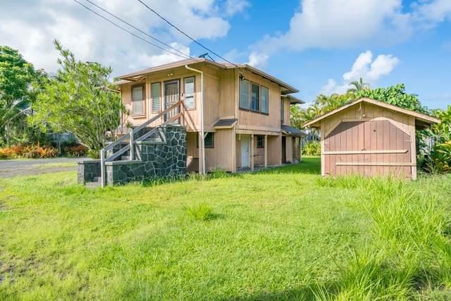 411 East Lanikaula St, Hilo, HI 96720 (MLS #644918) :: Steven Moody