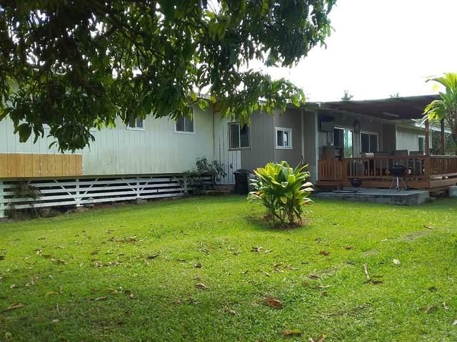 18-3940 Ueyama Camp Rd, Mountain View, HI 96771 (MLS #644920) :: Corcoran Pacific Properties