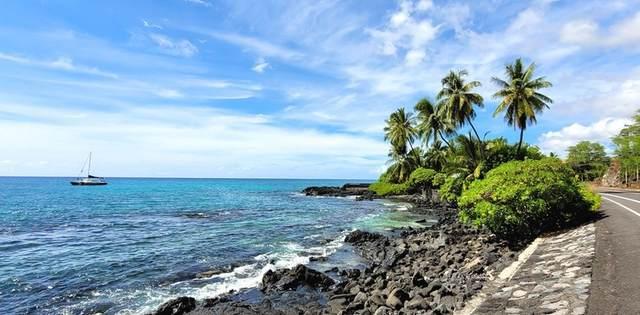 78-6653-A Alii Dr, Kailua-Kona, HI 96740 (MLS #644936) :: Team Lally