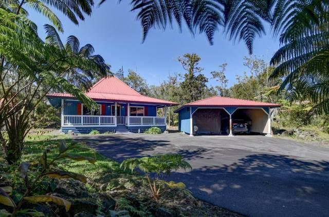 11-3202 Nalehua Rd, Volcano, HI 96785 (MLS #644991) :: Steven Moody