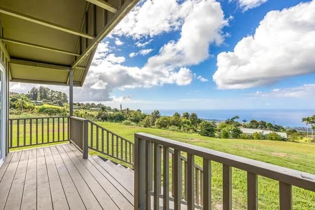 75-5279 Mamalahoa Hwy, Holualoa, HI 96725 (MLS #645007) :: Iokua Real Estate, Inc.