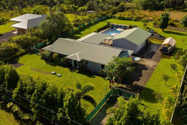 15-1594 12TH AVE (KOALI), Keaau, HI 96749 (MLS #645035) :: Corcoran Pacific Properties