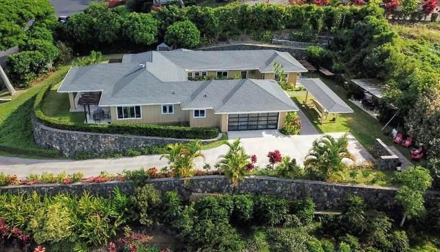 77-145 Kalaniuka St, Holualoa, HI 96725 (MLS #645046) :: Steven Moody