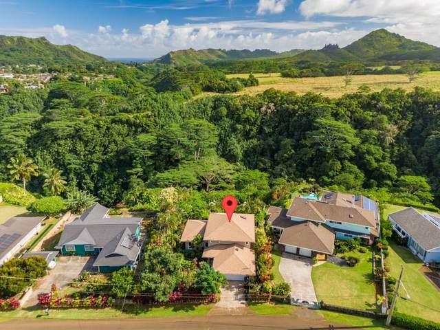 126 Lihau St, Kapaa, HI 96746 (MLS #645064) :: LUVA Real Estate
