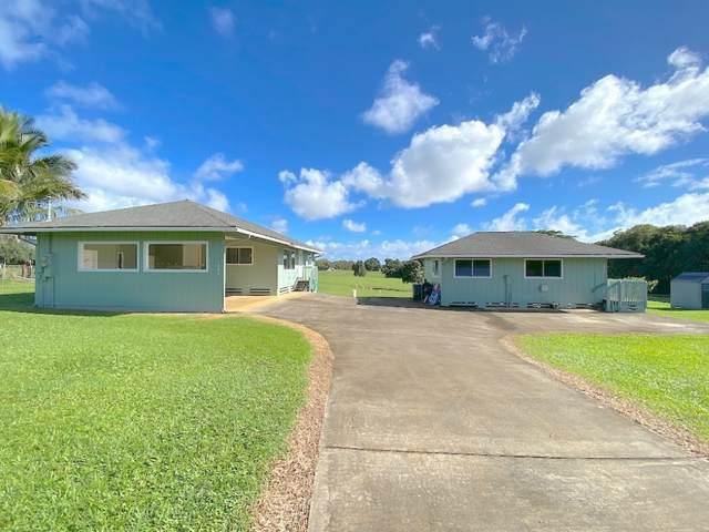 1660 Wanaao Rd, Kapaa, HI 96746 (MLS #645085) :: Corcoran Pacific Properties