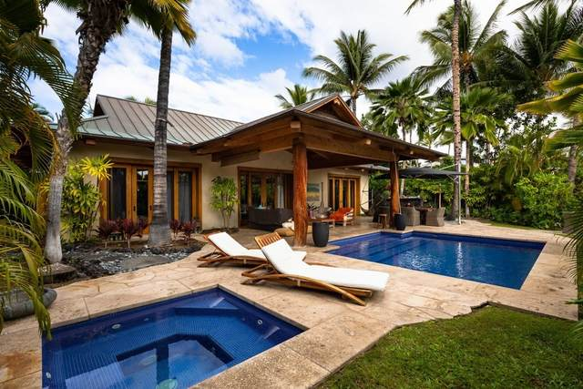 72-119 Lei Kaunaoa Pl, Kailua-Kona, HI 96740 (MLS #645122) :: Corcoran Pacific Properties