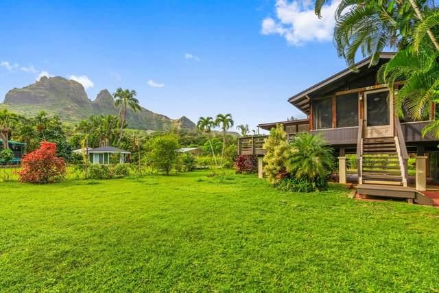 4-4380 Kuhio Hwy, Anahola, HI 96703 (MLS #645127) :: Kauai Exclusive Realty
